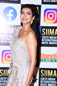 Lakshmi Manchu at SIIMA Awards 2021