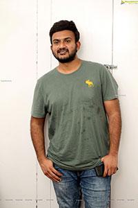 Director Merlapaka Gandhi at Maestro Movie Interview