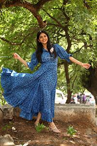 Misha Narang at Missing Movie Song Launch