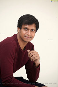 Music Director Pawan CH at Love Story Movie Interview
