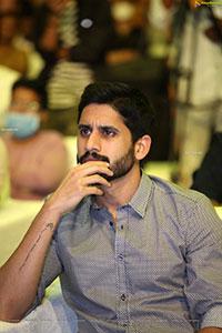 Naga Chaitanya Stills at Love Story Movie Success Meet