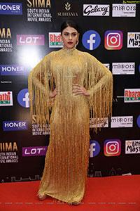 Naira Shah at SIIMA Awards 2021 Day 2