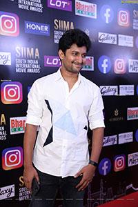 Nani at SIIMA Awards 2021