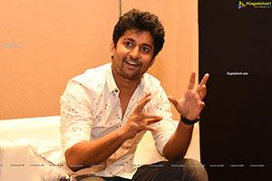 Nani at Tuck Jagadish Movie Interview