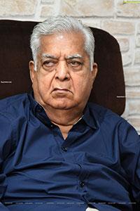 Producer Narayan Das Narang at Love Story Press Meet
