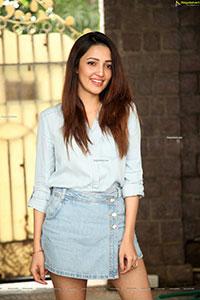 Neha Shetty at Gully Rowdy Success Celebrations