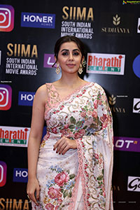 Nikki Galrani at SIIMA Awards 2021 Day 2