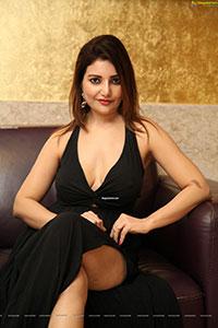 Nisha Singh Rajput at Guduputani Trailer Launch