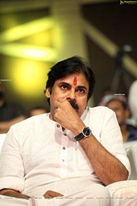 Pawan Kalyan at Republic Movie Pre Release Event