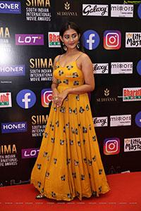 Pooja Jhaveri at SIIMA Awards 2021 Day 2