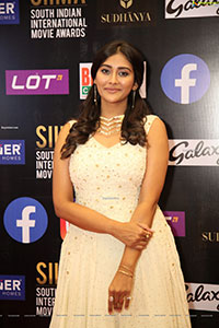 Pooja Jhaveri At SIIMA Awards 2021