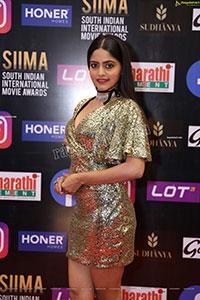 Pragya Nayan at SIIMA Awards 2021 Day 2