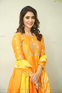 Priyanka Jawalkar at Gamanam Movie Press Meet