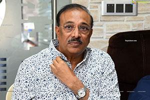 Producer Puskur Ram Mohan Rao at Love Story Movie Press Meet