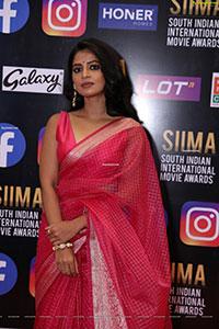 Ramya Krishna at SIIMA Awards 2021 Day 2