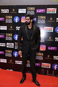 Rana Daggubati at SIIMA Awards 2021 Day 2