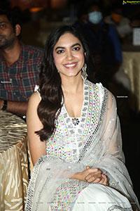 Ritu Varma at Tuck Jagadish Movie Trailer Launch