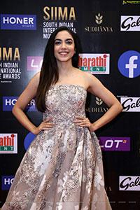 Ritu Varma at SIIMA Awards 2021 Day 2