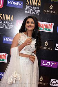Roopa Koduvayur at SIIMA Awards 2021 Day 2