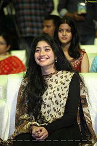 Sai Pallavi at Love Story Movie Success Meet