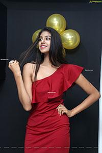 Model Samhitha Latest Photoshoot Stills