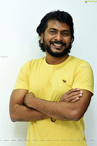Sampath Nandi Stills at Seetimaarr Movie Interview