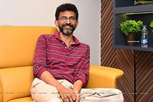 Sekhar Kammula at Love Story Movie Interview