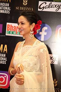 Shanvi Srivastava At SIIMA Awards 2021