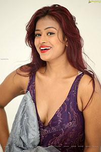 Shilpa Nayak at Honey Trap Movie Press Meet