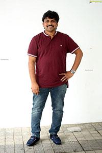 Shiva Nirvana at Tuck Jagadish Movie Interview