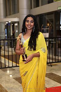 Shivatmika Rajasekhar At SIIMA Awards 2021