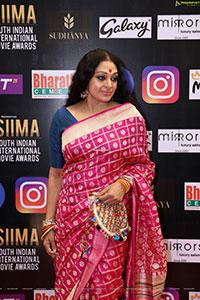 Shobana at SIIMA Awards 2021 Day 2