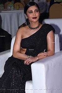 Shruti Haasan at Times Business Awards 2021 Hyderabad