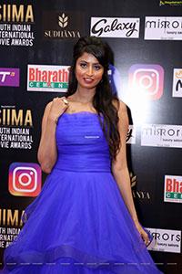 Shubha Raksha at SIIMA Awards 2021 Day 2