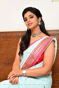 Shyamala at Gully Rowdy Movie Pre-Release Event