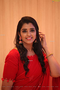 Shyamala at Love Story Magical Success Meet