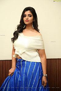 Shyamala at Maestro Movie Pre-Release Event