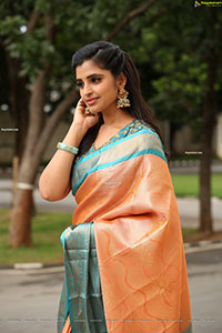 Shyamala at Thalaivi Movie Pre-Release Event