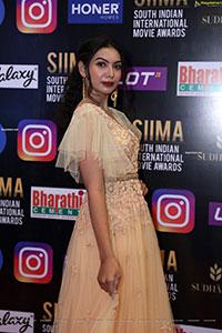 Simran Saniya at SIIMA Awards 2021