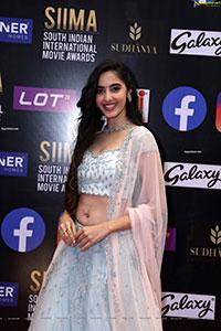 Simrat Kaur at SIIMA Awards 2021 Day 2
