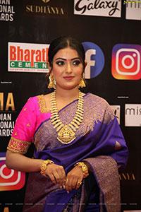 Sonika Gowda at SIIMA Awards 2021 Day 1