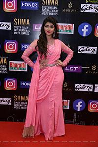 Sreeleela at SIIMA Awards 2021 Day 2