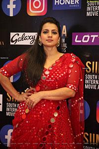 Sruthi Hariharan at SIIMA Awards 2021