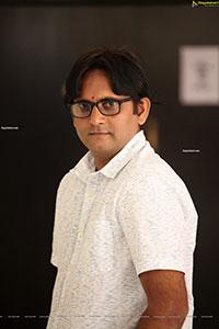 Director Susheela Subramanyam Stills at Gem Movie Interview