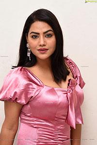Tanya Desai at Street Light Movie Press Meet