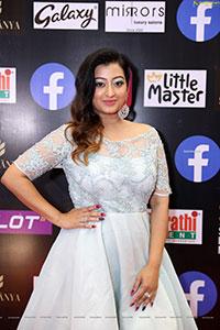 Tejaswini Prakash at SIIMA Awards 2021 Day 2