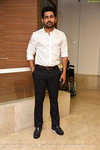 Vijay Antony Stills at Vijaya Raghavan Pre-Release Event
