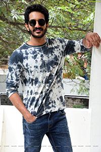 Actor Vijay Raja Stills at Gem Movie Press Meet