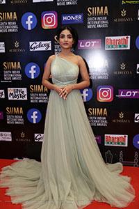 Vishakha Dhiman at SIIMA Awards 2021 Day 2