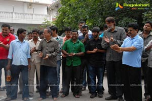 Telugu Cinema Anti Piracy Press Meet